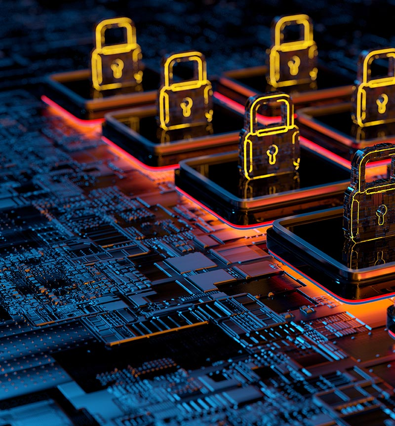 Cyber attacks are made of up a chain of activities